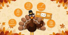 This Thanksgiving Day, as a marketer, you should find innovative ways to thank your customers, employees, and all who made it possible to keep your process going. The above blog has some of the best tactics that could help you out in this mission. You can integrate the same in your campaign and reap the right results. Visit us to learn more about Thanksgiving Email Strategies to Help You Stand Out Thank You Customers, How To Plan, How To Make, Campaign, Thanksgiving, Marketing, Learning, Blog, Thanksgiving Tree