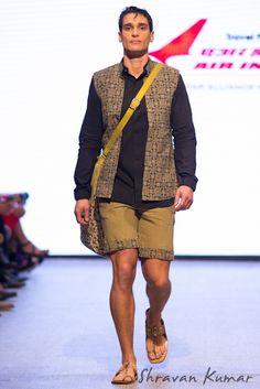 Shravan Kumar Vancouver Fashion Week Spring Summer 2015