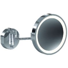 Baci By Remcraft Beach House Bathroom, Round Wall Mirror, Image