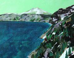 Cathy McMurray / Lake Ridge / Buy Some Damn Art