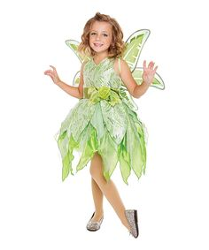 Look at this Girl Fairy Dress-Up Set - Girls on #zulily today!