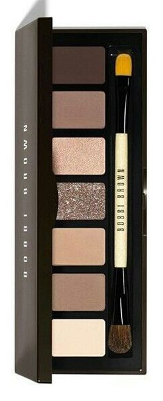 Bobbi Brown Palette. So pretty