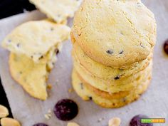 Cookies  #ricette #food #recipes