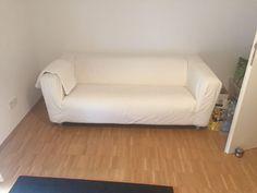 Durch einen Umzug müssen wir uns aus Platzgründen von unserem 2er Sofa (IKEA Klippen) trennen. Die Couch wird kaum genutzt und hat einen neuen Überzug (weiß).