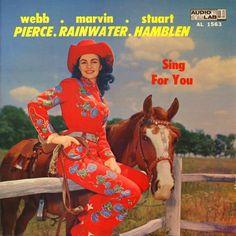Webb Pierce, Marvin Rainwater, Stuart Hamblen - Sing For You, 1960