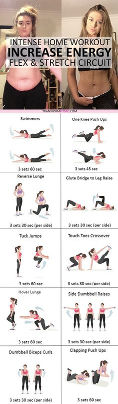 #womensworkout #workout #femalefitness Repin and share if this workout gave you crazy amounts of energy! Click the pin for the full workout. diet workout weightloss