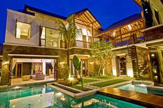 Villa Sundari by Bali Villa Rental Photo Gallery, via Flickr