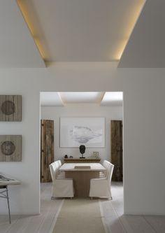 Anouschka Hempel designed this minimalist apartment in the heart of Copenhagen.