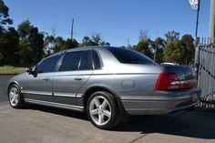 2002 Ford Fairlane Ghia Sedan 3 Groves Ave, Mulgrave Sydney NSW 2756. (02) 4577-6133 www.glennsquality... sales@gqcnsw.com.au #Carbuyingasitshouldbe