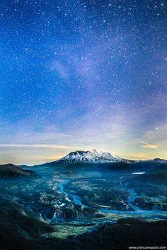 Mt St Helens, WA