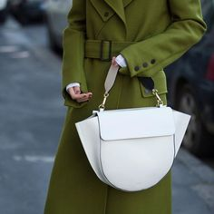Color of the day #mmfw