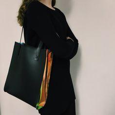 Designer Leather Handbag Maison de Choup The by MaisondeChoup