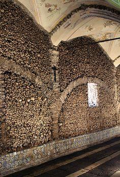 Igreja dos Ossos - Church of Bones  Évora, Portugal
