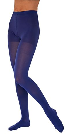 New 2014 Juzo Soft Dream Colors are here! Get these compression pantyhose in Midnight Blue
