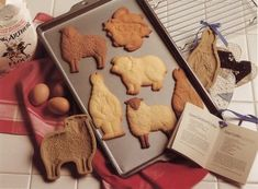 Brown Bag Cookie Mold site has pdf recipe books, how to etc.