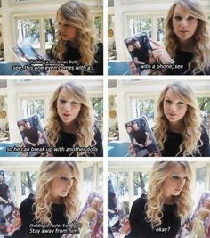 Taylor Swift lol