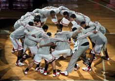 As an avid student of the game and a coach I am constantly seeking new and innovative ways to get my teams have better chemistry. Buckeye Basketball, Ohio State Basketball, Basketball Shoes For Men, Basketball Court, Ohio State University, Ohio State Buckeyes, Sports Figures, Team Building, Dayton Flyers