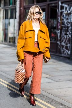 The best street style looks from the spring/summer '18 shows - Vogue Australia