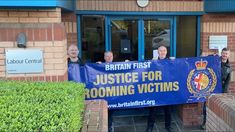 As part of our anti-grooming operations in the North East, a team of Britain First activists confronted the headquarters of the Labour Party in the region. Labour Party, Britain, Politics, Youtube, Youtubers, Youtube Movies
