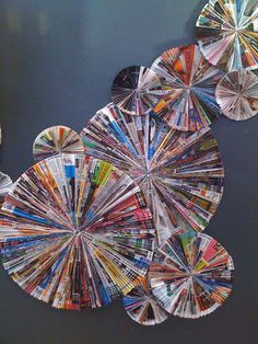 Learn to make these fun pinwheels at SensationalColor.com.