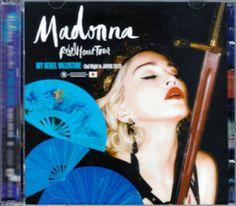 Madonna / Saitama, Japan Tour February 14th 2016 LIVE CD