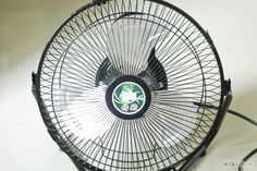 Make an Easy Homemade Air Conditioner from a Fan and Water Bottles Step 1.jpg