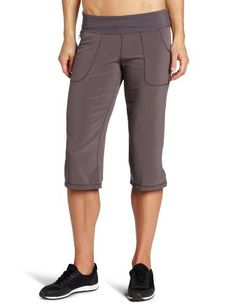 Lole Women's Romp Capri by Lole. $27.77. Drawcord at bottom hem for adjustment. Reflective Lolë logo. Garment Inseam 16-inch. Lightweight quick dry low rise capri. 2 hand pockets and 1 zip security pocket. The urban flair, technical fabric and relaxed fit of these low-rise pull-on pants will make them your BFFs for lovin' life. Simply pull the adjustable drawstring inside the waistband and at the leg bottoms to fit your body, your style and your activity. This ...