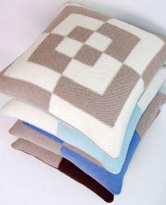 "Rani Arabella Bobo Cashmere Pillow 21"" x 21"""