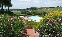 #Agriturismo in #Toscana con Piscina Casa di Bacco a #Montepulciano #Tuscany #Farmhouse #Agritourism www.casadibacco.net