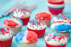 Firecracker Cupcakes | Brit + Co.