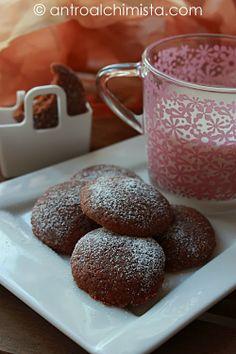 Biscotti alla Nutella - Nutella Cookies #nutelladay