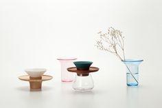 Ceramic Wood & Glass on Behance