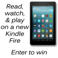 Enter to win one of two Kindle Fires
