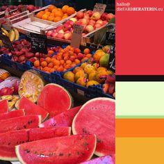 #farbinspiration #obststand #naschmarkt #wien #farbpalette #farbprofil #farbharmonie #farbe #quantität #proportion #farbberatung #diefarbberaterin  #melone #rot #orange #hellgrün #schwarz  #color #palette #scheme #inspiration #fruit #stall #market #vienna #colour #consutlant  #melon #red #orange #pale #green #black  www.diefarbberaterin.eu