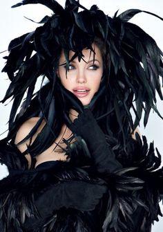 Patrick Demarchelier for Vanity Fair - Angelina Jolie