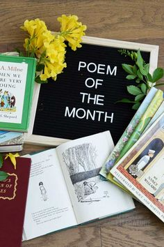 Learn Why Children Should Read & Memorize Poetry. We have a FREE Monthly Resource called Poem of the Month. It's a great tool to share poetry with your children and it includes fun tips and ideas. Poetry Books For Kids, Best Children Books, Childrens Books, Easy Moist Chocolate Cake, Chocolate Cake From Scratch, Peanut Butter Cup Cheesecake, Chocolate Peanut Butter Cups, Cheesecake Cake, Chocolate Cheesecake