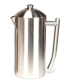 Frieling Brushed 18/10 Stainless Steel French Press, 36-Ounce Frieling http://smile.amazon.com/dp/B00ZZ9AALU/ref=cm_sw_r_pi_dp_Rolswb0F47VRA