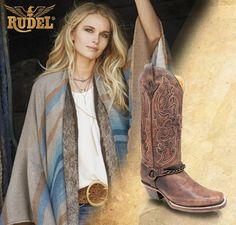 Disfruta tus días con #botas #Rudel. #RudelVaBien