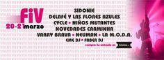 El FIV de Vilalba 2015 confirma a Delafé y las flores azules, Neuman, Novedades Carminha, La M.O.D.A y Eme DJ