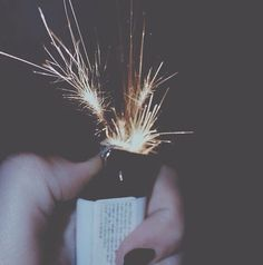 just spark it