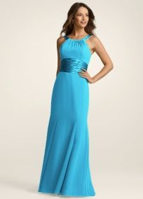 @Leslie Cross what do you think about this? I love this for the MOH dress. I don't want my MOH in the same color as my bridesmaids.