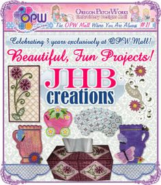 Designs from JHB Creations!