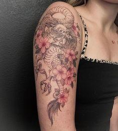 #blxckink #blxckink_usa #usatattoo #tattoousa #tattoohaltomcity #haltomcitytattoo #saigontattoo #tattoosaigon #tattoovietnam #vietnamtattoo #dragontattoo #flowertattoo