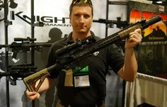 Knight's Armament Keeps It Light with M110K5 Rifle