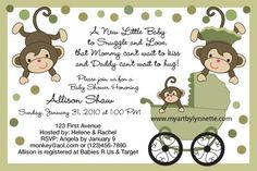 10 best baby shower invite templates images on pinterest boy monkey candy wrapper templates free lynnetteart monkey see baby shower invitations 4x6 filmwisefo