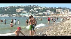 Une après-midi à la plage du Havre