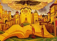 Book of Doves | Nicholas Roerich