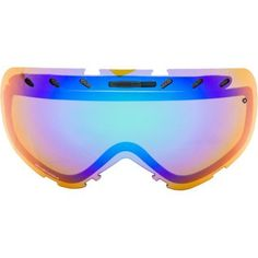 Smith Phenom / Phase Replacement Goggle Lens Green Mirror Sol-X, One Size Smith Optics. $54.95. You went face-to-rail last month, and now that you have new teeth and a new upper lip, itAAAs time to get new lenses for your goggles. The Phenom / Phase Replacement Goggle Lens is just the thing to get you back to riding with confidence. Pop it into your Phenom or Phase goggles, and enjoy the wonders of TLT optics and fog-free lenses.Product FeaturesMaterial: polycarbonate...