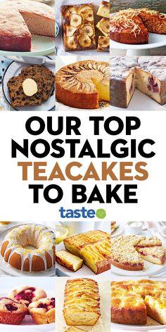 Ic Recipes, Retro Recipes, Apple Recipes, Sweet Recipes, Cake Recipes, Pinapple Cake, Cake Varieties, Cute Baking, Australian Food