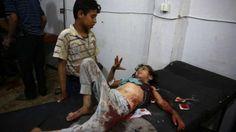 Mindestens 10 000 Kinder wurden laut Unicef seit Ausbruch des Kriegs in Syrien getötet